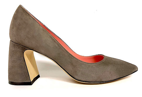 Epiphany Pump 7cm Block Heel - NOW 30% OFF