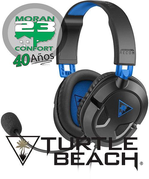 AURICULAR PLAYSTATION TURTLE BEACH EARFORCE RECON 50P