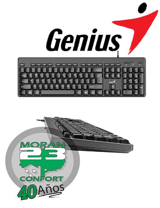 TECLADO USB GENIUS KB-116