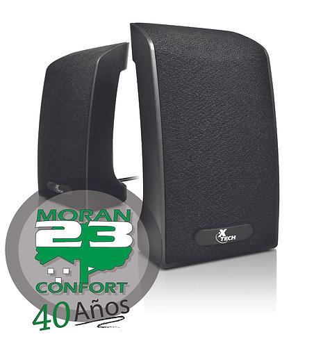 PARLANTES USB XTECH XTS120