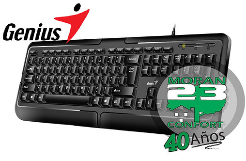TECLADO USB GENIUS KB-118