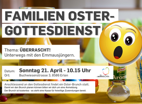 Familien-Ostergottesdienst