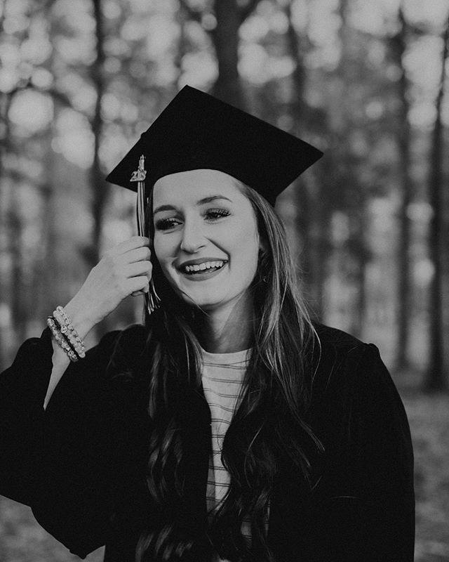 So many of my seniors graduated from Ned
