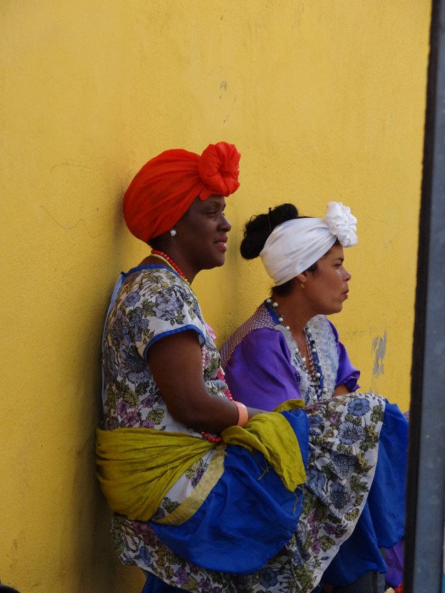ART in CUBA by Maidy Morhous