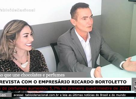 NEGÓCIOS: Empresário Ricardo Bortoletto e Cleide Bortoletto contam detalhes sobre a FortSoul