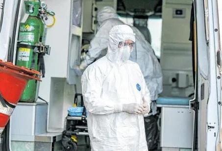 40 profissionais de saúde morreram por Covid-19 no Ceará