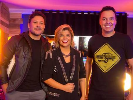 João Bosco & Vinícius participam de single da cantora Paula Mattos