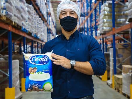 Prefeito Rogério Lins visita novas instalações da Camil, em Osasco