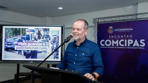Em reunião do Comcipas, Tite Campanella apresenta ações que fazem São Caetano avançar