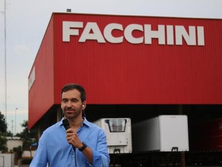 """Marcelo Facchini participa do projeto """"Favela 3D"""" em São José do Rio Preto (SP)"""