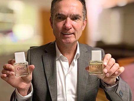 Ricardo Bortoletto, presidente da FortSoul gera expectativa ao publicar foto com perfumes Buckingham