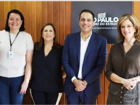Prefeito Marcelo Oliveira comemora conquista de Atila Jacomussi para Mauá: Bom Prato chegará em 2022