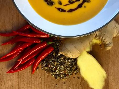 Chef e ex-participante do Hell's Kitchen Portugal, Cândida Batista, compartilhou receita de sopa