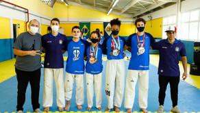 Taekwondo realiza tour europeu por quatro países e traz 11 medalhas para São Caetano