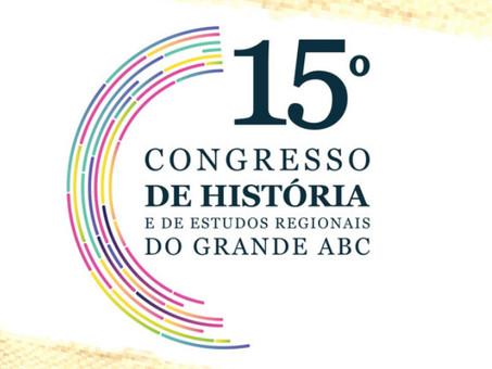 Consórcio ABC realiza sessões de comunicação do Congresso de História