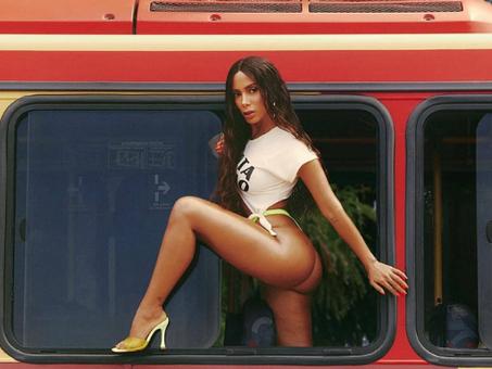 Em Portugal, brasileira expert em aumento dos glúteos fatura com popularidade do bumbum da Anitta