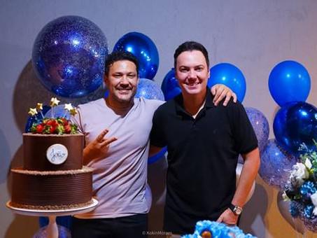 João Bosco comemora seus 40 anos de vida