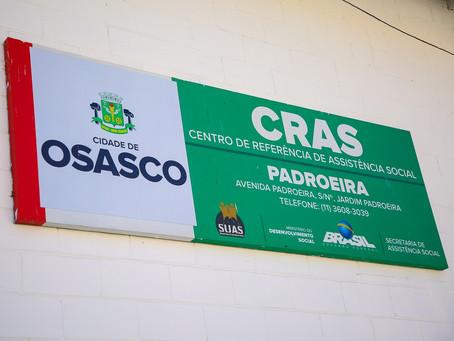 Prefeitura entrega reforma do CRAS Padroeira