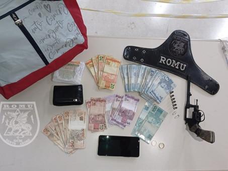 GCM de Santo André prende homem que roubava farmácia na Vila Humaitá