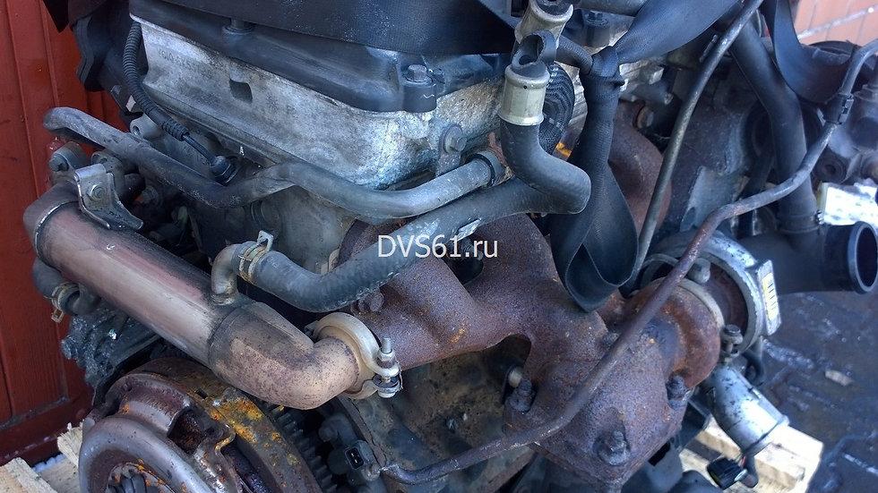 Двигатель D2FA/D2FB 2,4 Duraton Disel 115 лс Ford Transit