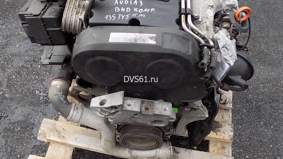 Двигатель BKD Ауди А3 2005