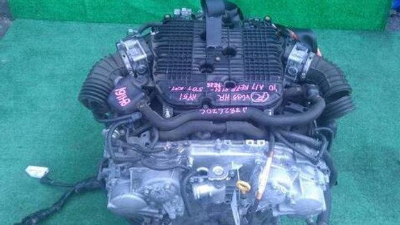 Двигатель infiniti vq35HR