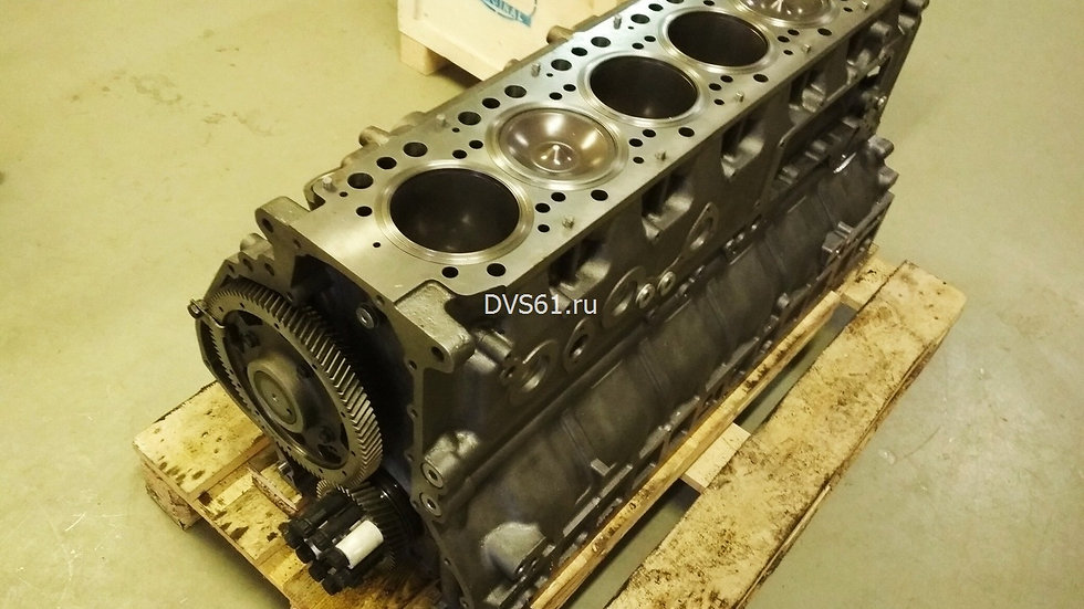 Шорт-блок цилиндров DAF (51011006309) D2066