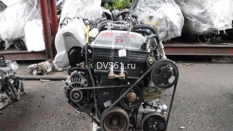 Двигатель Gf8p Mazda Capella