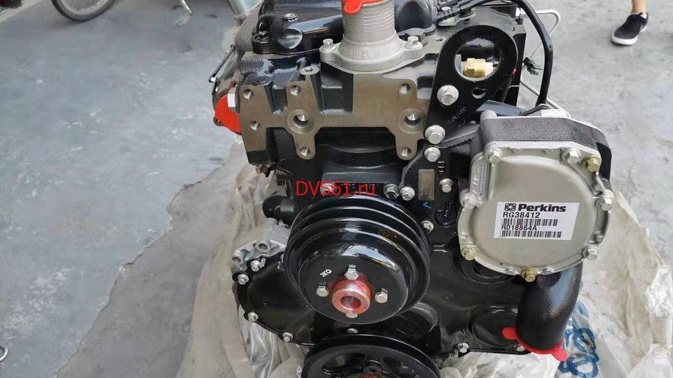 двигатель Perkins 1104T