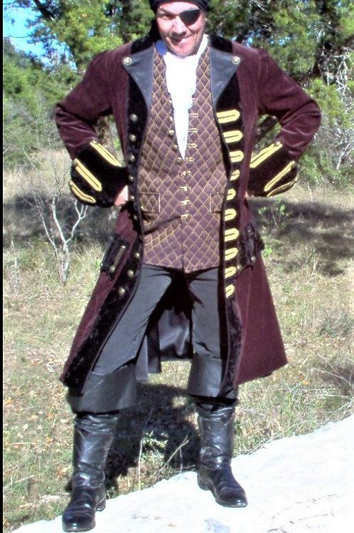 Captain Blackbeard Full Set