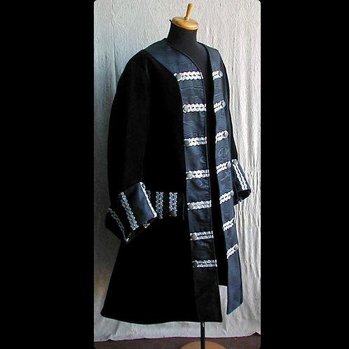 Captain Blackbeard Coat