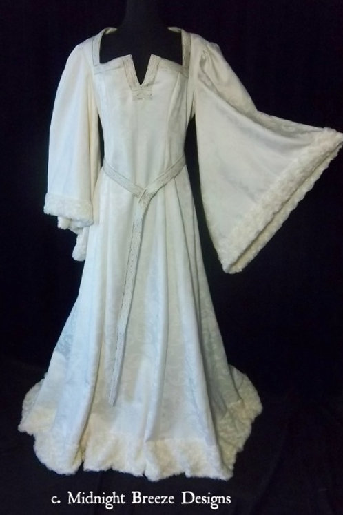 Medieval Princess Bridal Gown