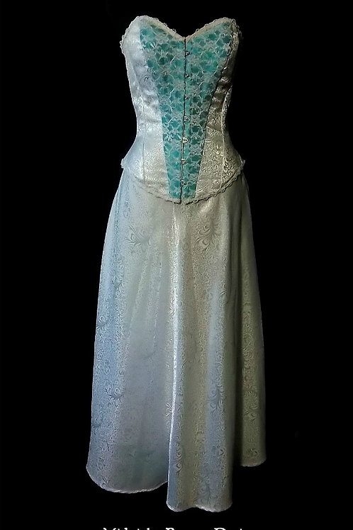 Corseted Bridal Gown