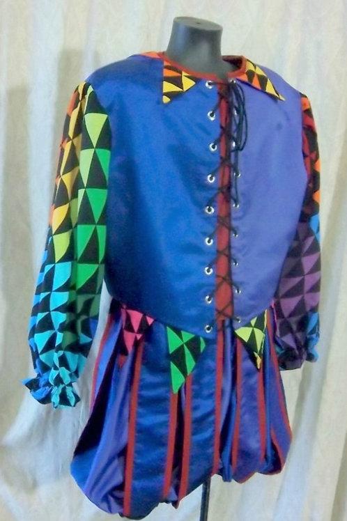 Multicolor Jester