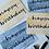 Thumbnail: Happy Birthday - card bundle of 8