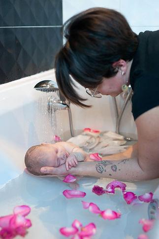 Thalasso bain bébé- A portée 2 mains - Essonne