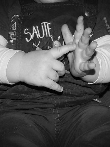 Langue des signe bébé 91