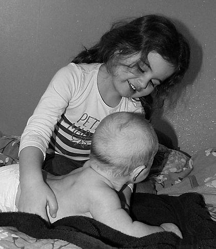 massage bébé 91