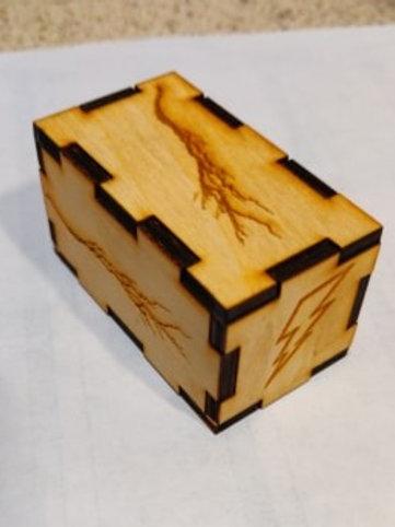 D&D Spell Box
