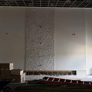 Chapel Wall & Ceiling