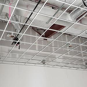 Demolition & Drop Ceiling Installation