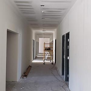Installing Drop Ceiling