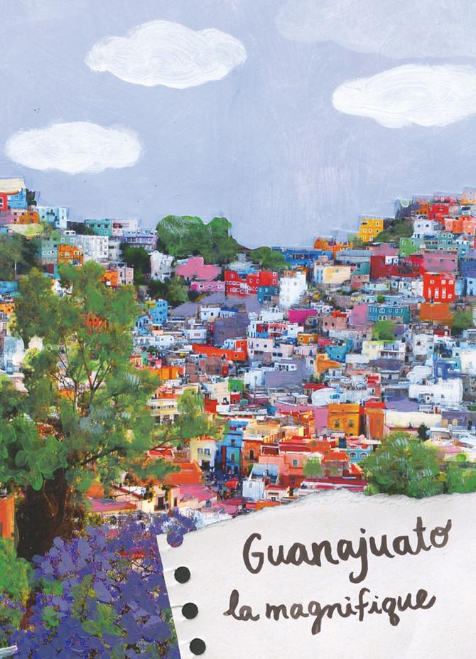 On part à Guanajuato!