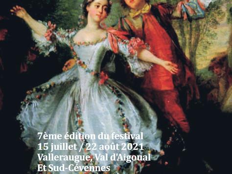 7e édition du festival Les Lumières en Cévennes