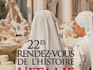 Les 22e Rendez-vous de l'Histoire de Blois !
