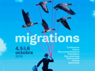 Au Festival international de Géographie, les 4-5-6 octobre !