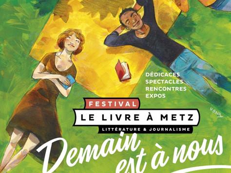 Le Livre à Metz avec Augustin Duroch !