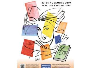 Salon du Livre de Colmar Les 23-24 novembre 2019