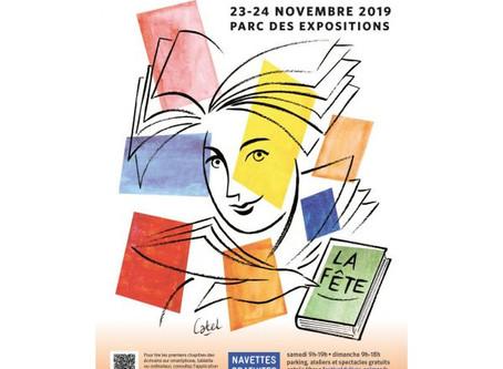 Salon du Livre de Colmar Les 23-24 novembre