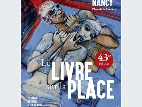 Le Livre sur la Place à Nancy !